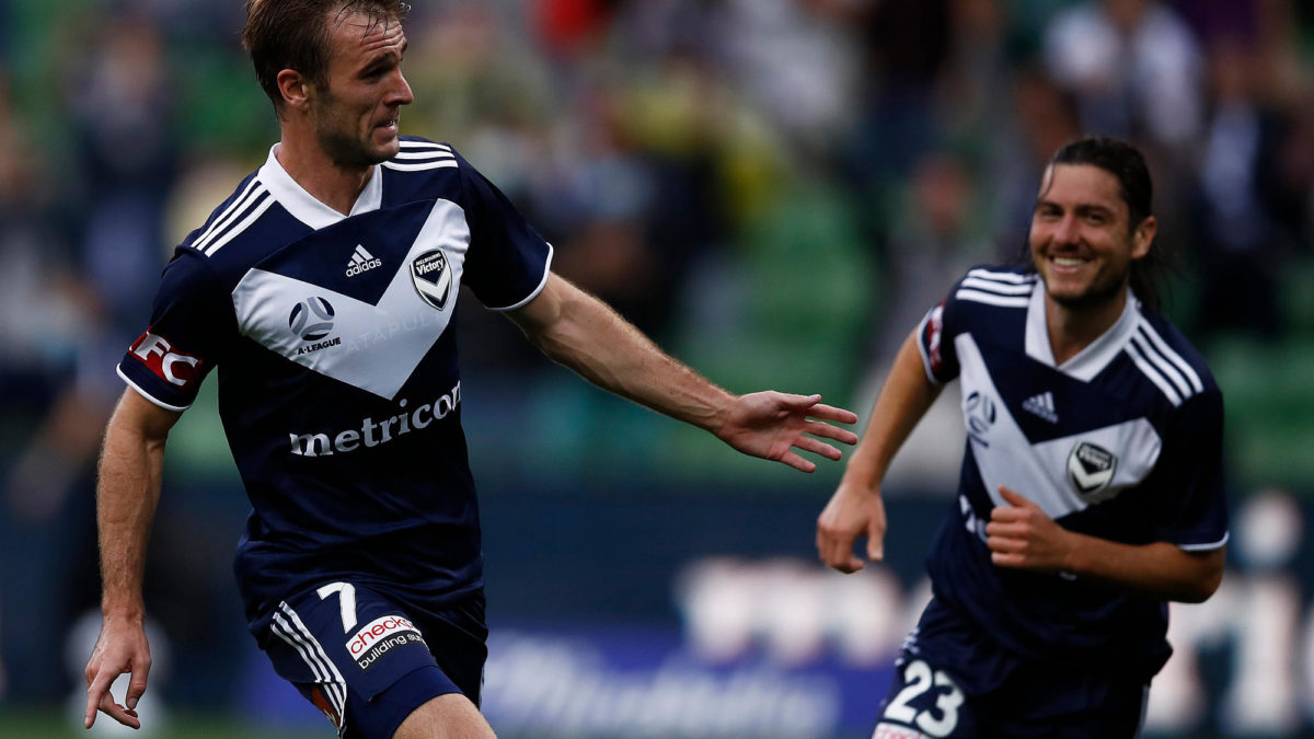 Melbourne Victory chase derby recovery