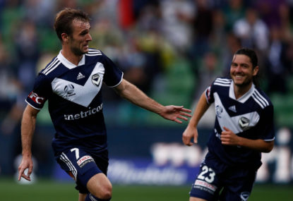 Melbourne Victory vs Western United: A-League live scores
