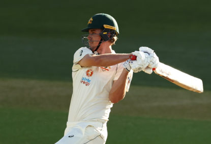 Wade and Pucovski miss out on Cricket Australia contract, but Cameron gets the Green light