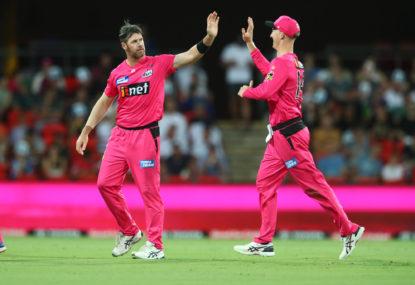 Sydney Sixers vs Perth Scorchers: BBL Final cricket live scores