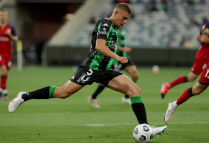 Cowbells and new blood suddenly make the A-League look a whole lot better