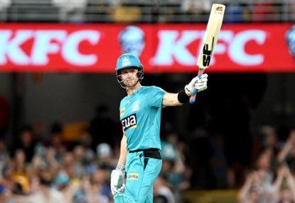 Brisbane Heat vs Melbourne Renegades: BBL cricket live scores