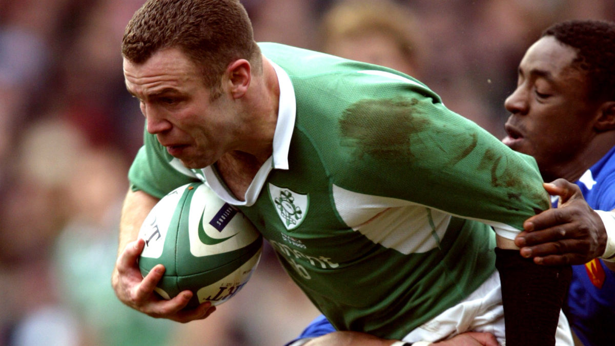 Kevin Maggs on the search for new Irish rugby stars