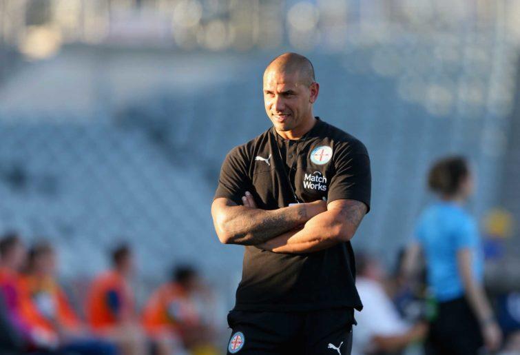 Patrick Kisnorbo coach of Melbourne City