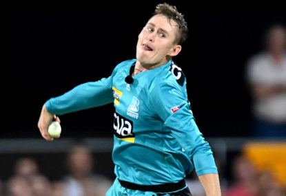 Labuschagne's spin an extra Heat threat as Brisbane knock out Adelaide
