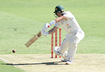 Marnus Labuschagne to the rescue as Australia's opening woes worsen