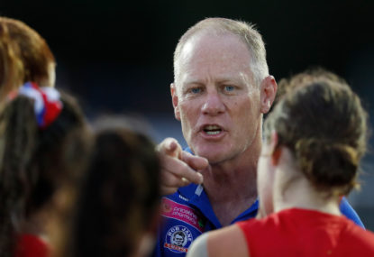 Burke family happy with historic AFLW game