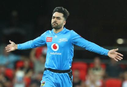 Melbourne Renegades vs Adelaide Strikers: BBL cricket live scores