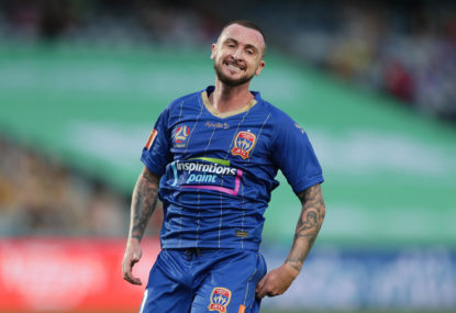 Anything is possible for the Newcastle Jets