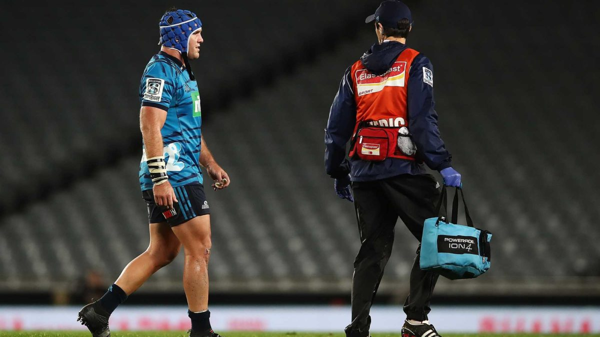 The Wrap: Clear heads required to negotiate rugby's concussion minefield