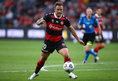 Sydney FC vs Western Sydney Wanderers: A-League football live scores