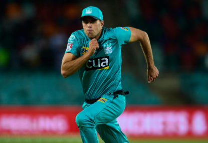 Brisbane Heat vs Perth Scorchers: BBL cricket live scores