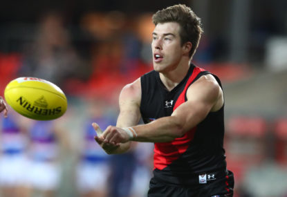 The case for Essendon: Why Zach Merrett might stay at the Bombers