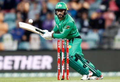 Melbourne Stars vs Perth Scorchers: BBL cricket live scores