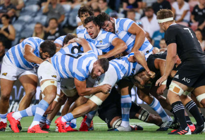 Is the bajada the way forward for the modern scrum?