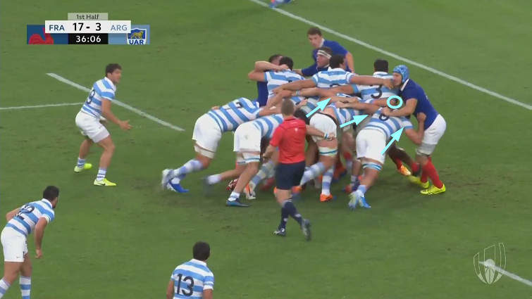 pumas vs france scrum