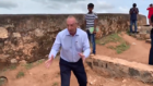 Bumble's classic 'pitch report' at a Sri Lankan fort resurfaces