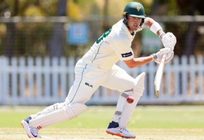 Why Ben McDermott is the player the selectors want to pick