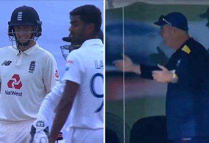 Mickey Arthur enraged after obscure rule saves Joe Root