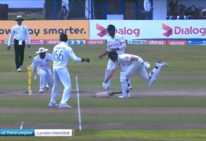 Joe Root's chaotic run out leaves England in danger of blowing simple run chase