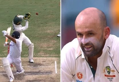 Is this the moment that cost Australia the Border-Gavaskar Trophy?