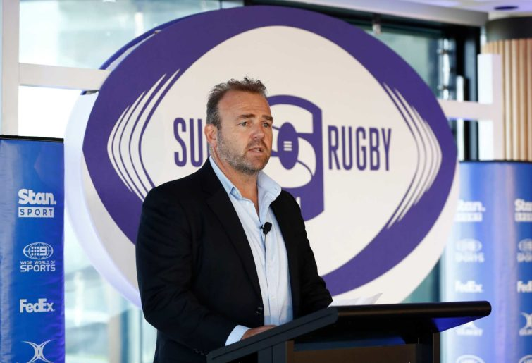 Rugby Australia CEO Andy Marinos