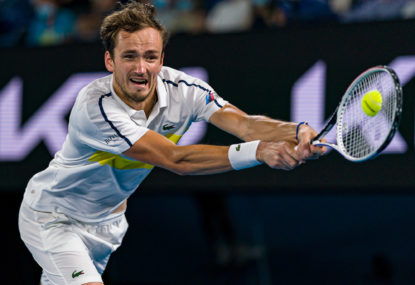 Daniil Medvedev outclasses Tsitsipas to reach Australian Open final