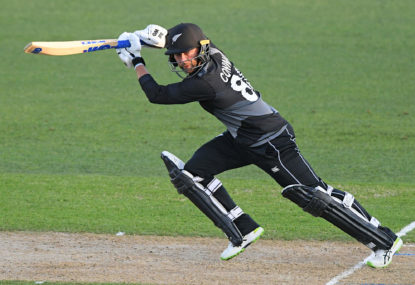 Kiwis' next superstars face Australia in T20s tomorrow