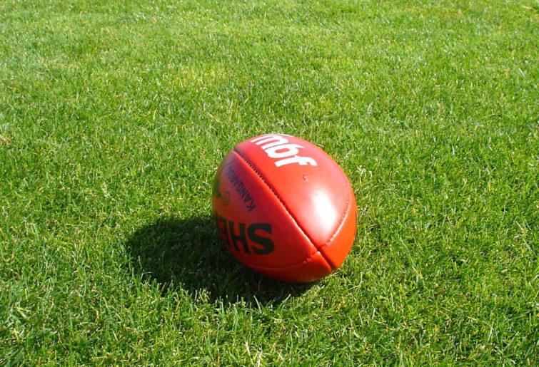 Generic AFL ball.