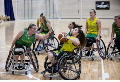 Australian Gliders rolling toward Tokyo with new coach Craig Friday