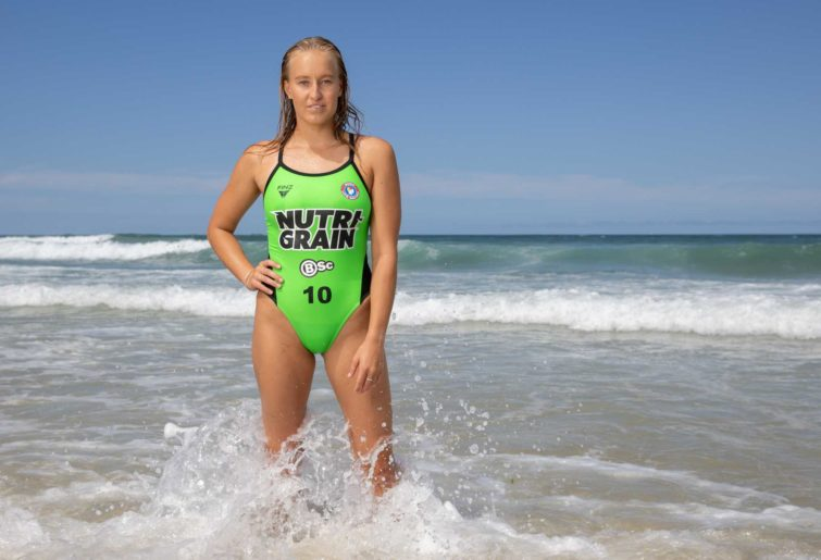 Brielle Cooper. Supplied: Surf Life Saving Australia