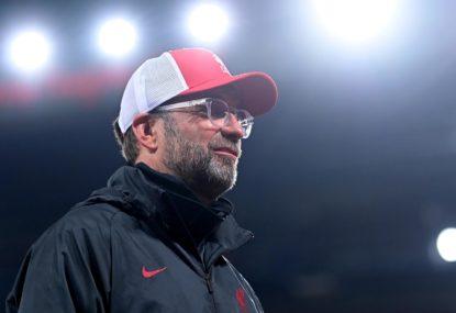 Jurgen Klopp's role in Liverpool's lull