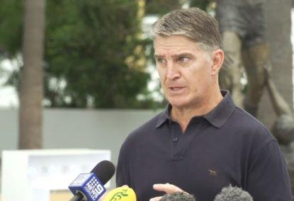 Tim Horan identifies what position Jordan Petaia should play