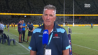 Rob Penney's post-match interview after Tahs loss gets seriously frosty