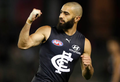 AFL trade period power rankings