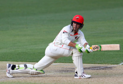 Alex Carey could play as a batsman in the Ashes