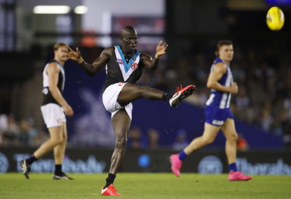 Why Aliir Aliir could be signing of the season