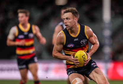 Adelaide Crows vs Geelong Cats: AFL live scores