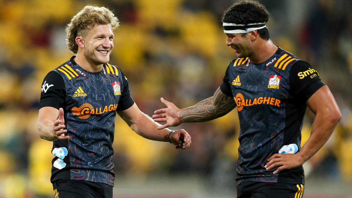 Chiefs eye upset over Crusaders in Super Rugby decider