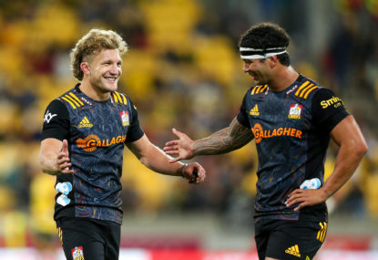 The shifting fortunes of the Blues and the Chiefs