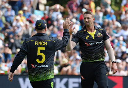 Australia set for crunch T20 in Wellington
