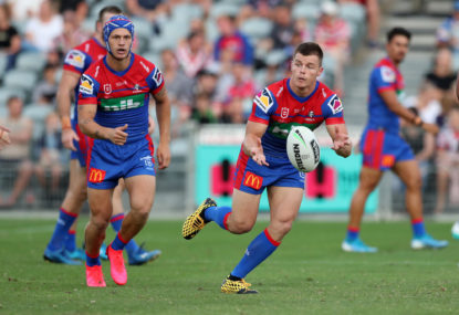 Newcastle Knights vs Canterbury Bulldogs: NRL live scores