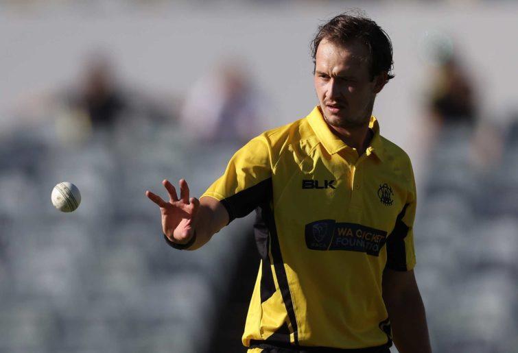 Joel Paris of Western Australia