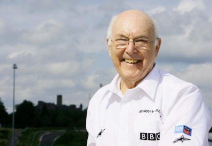 In memory of Murray Walker, F1 commentary genius