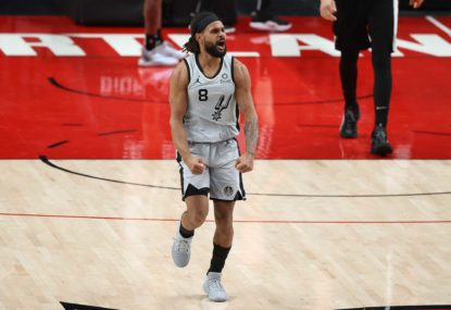 Patty Mills: Avenging the Spurs and Australia