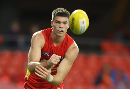 The five players your team can least afford to lose: Gold Coast Suns