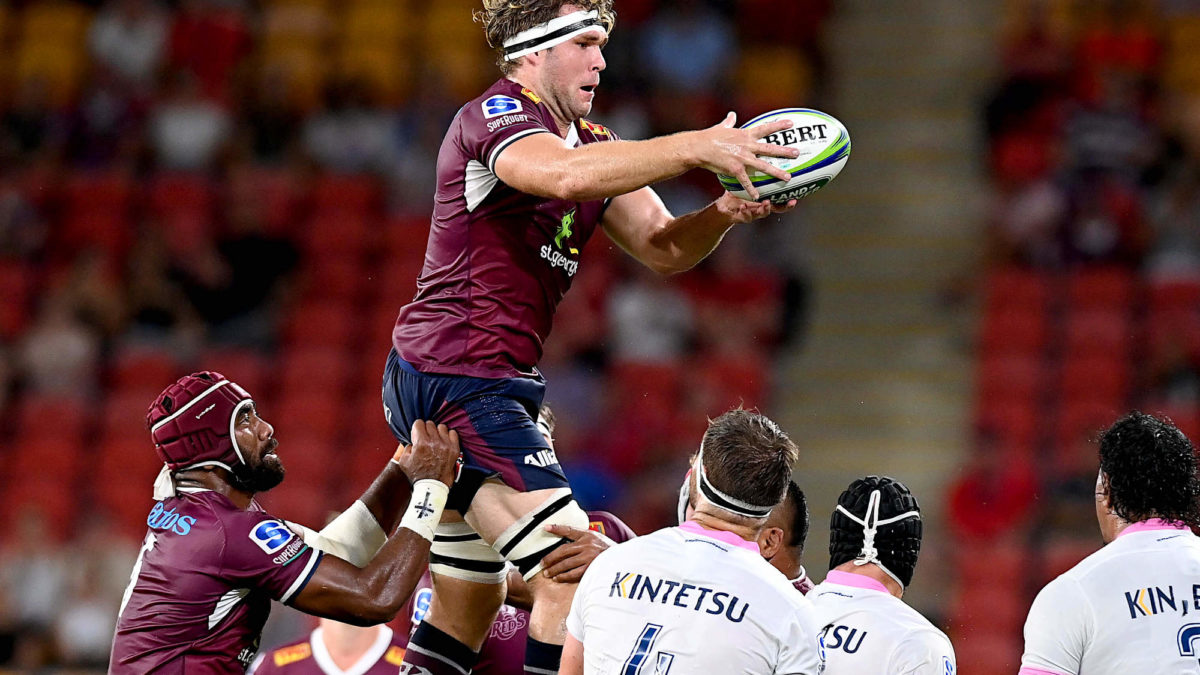 Reds target wounded Super Rugby champs