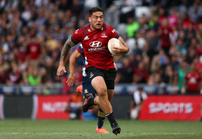 Crusaders vs Hurricanes: Super Rugby Aotearoa live scores, blog