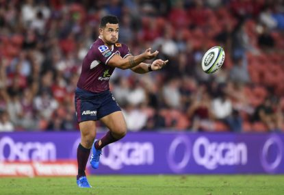 Reds dealt massive blow with star to miss Super Rugby AU final