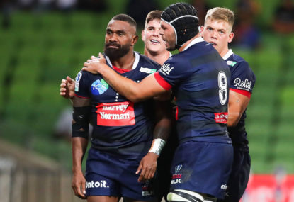 Melbourne Rebels vs Queensland Reds: Super Rugby AU live scores